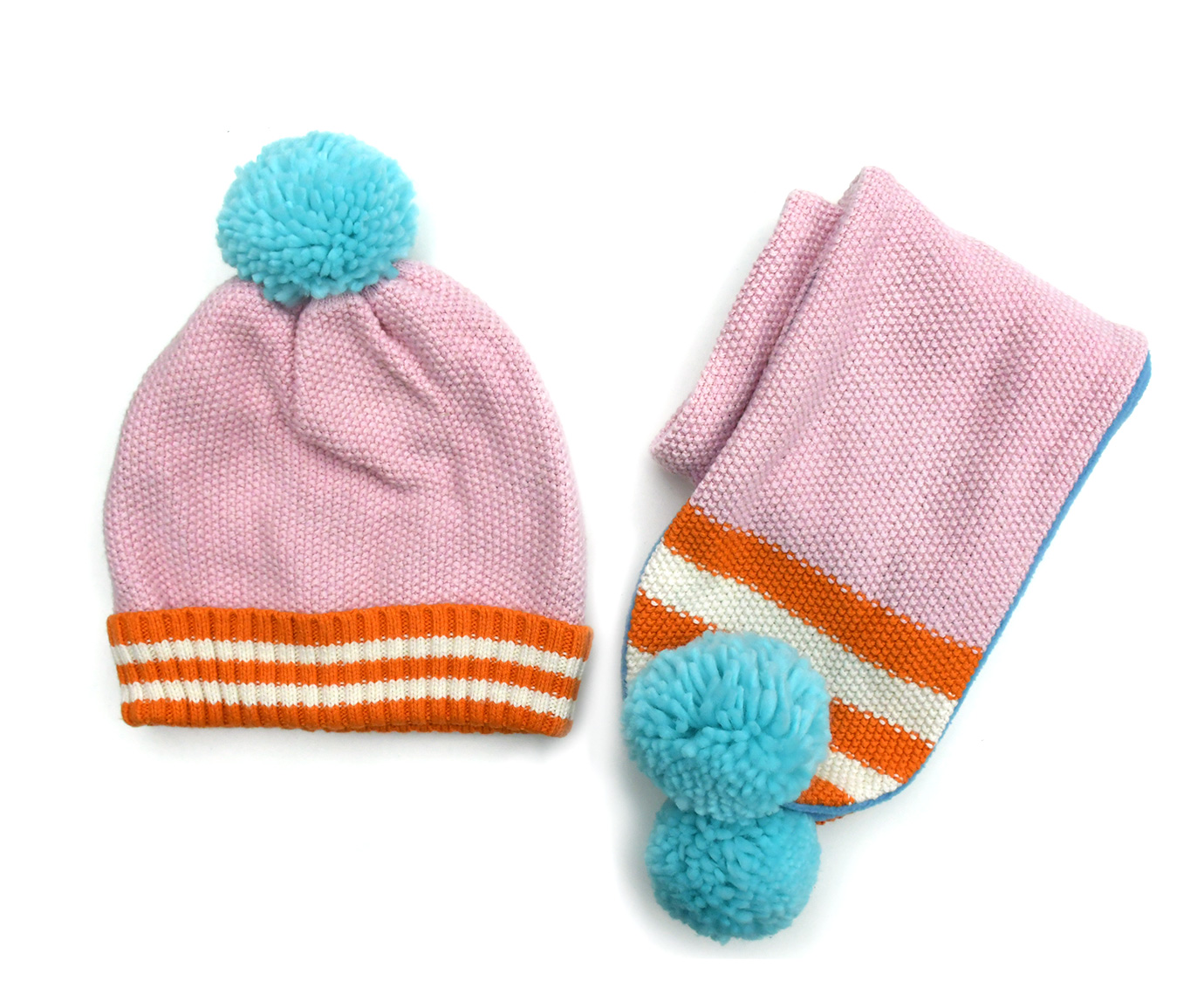 Set 'Knit Candy' kleur