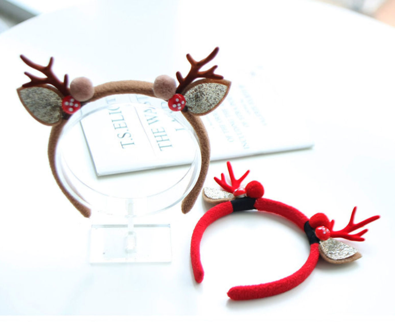 Diadeem 'Rudolph'