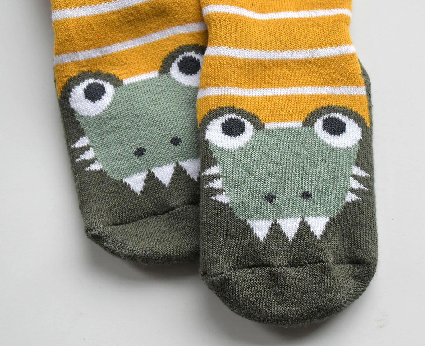 Anti-Slip sokken 'Croco'