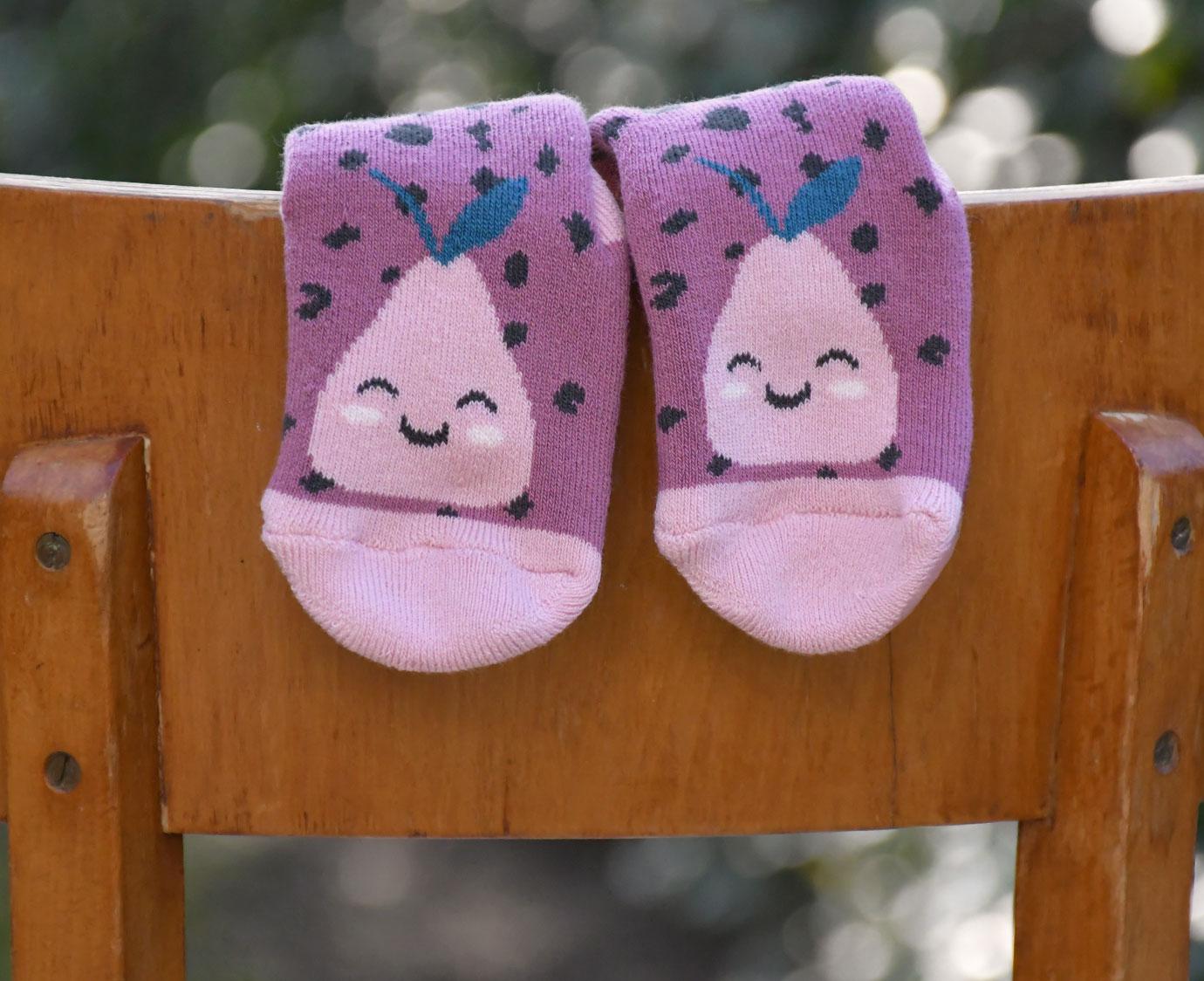 Anti-Slip Sokken 'Pears'