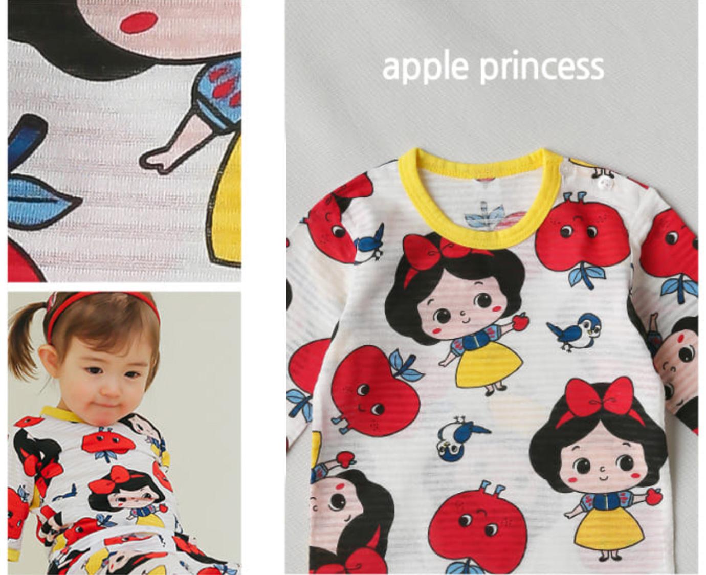 Pyjama 'Apple Princess'