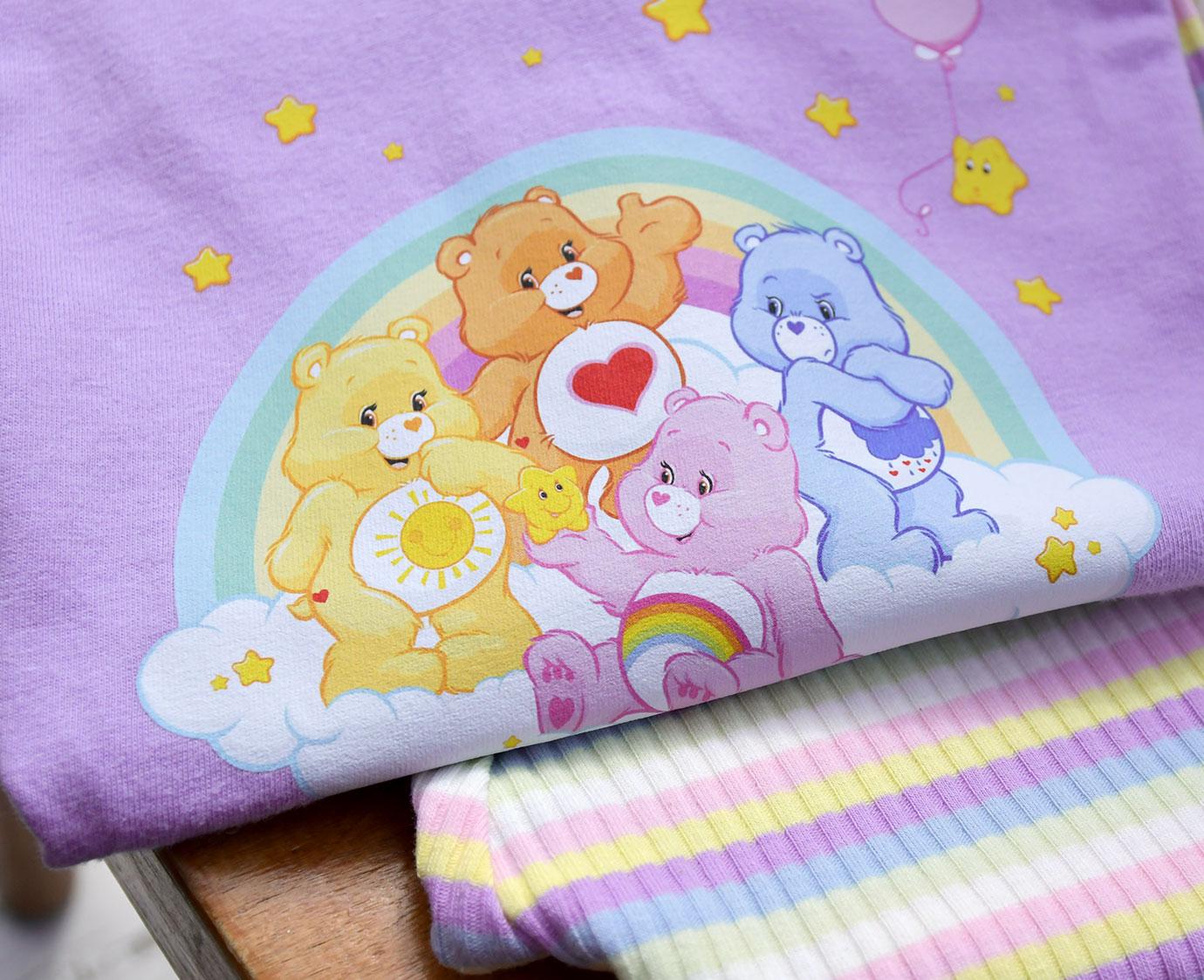 Set  'Care Bears'