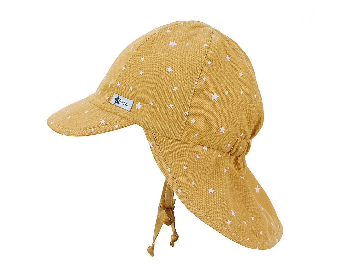Zonnehoed 'Stars oker'
