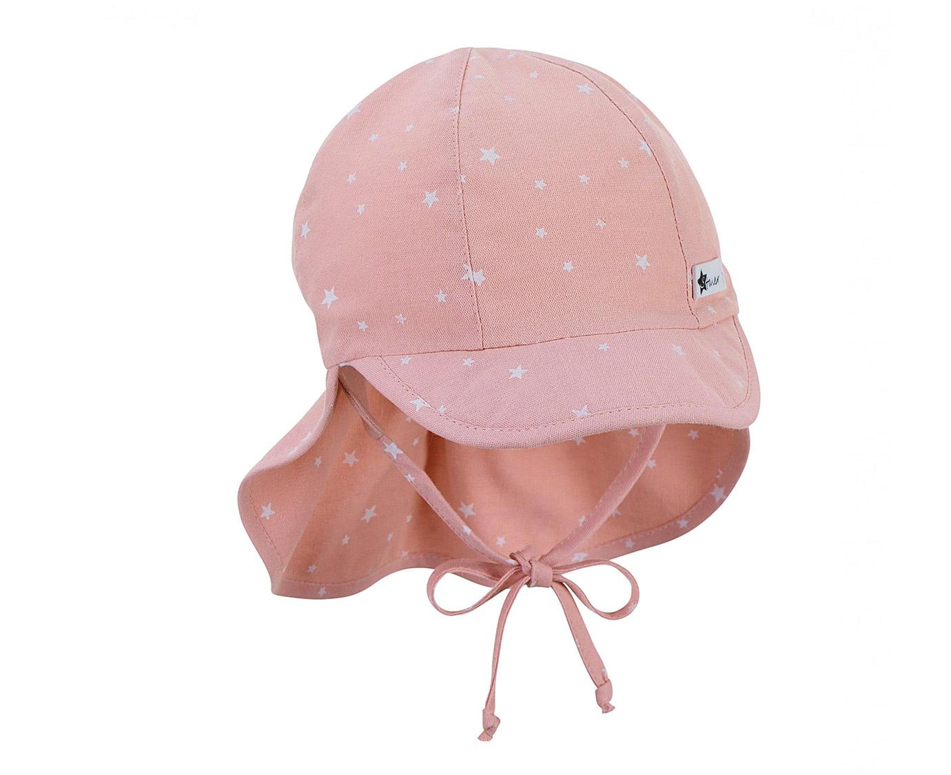 Zomerhoedje 'Star pink' Maat 2-4 jaar kleur
