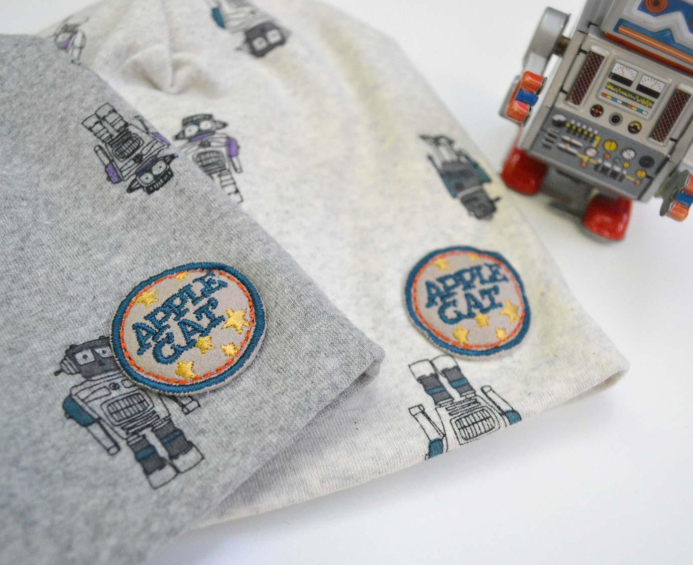 Babymuts 'Robot'