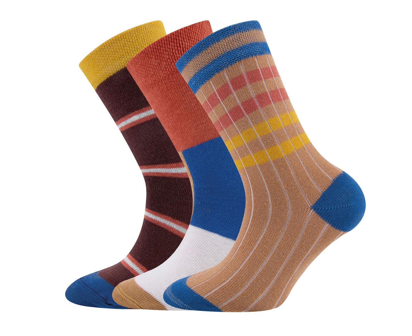 Set sokken 'Vintage color'