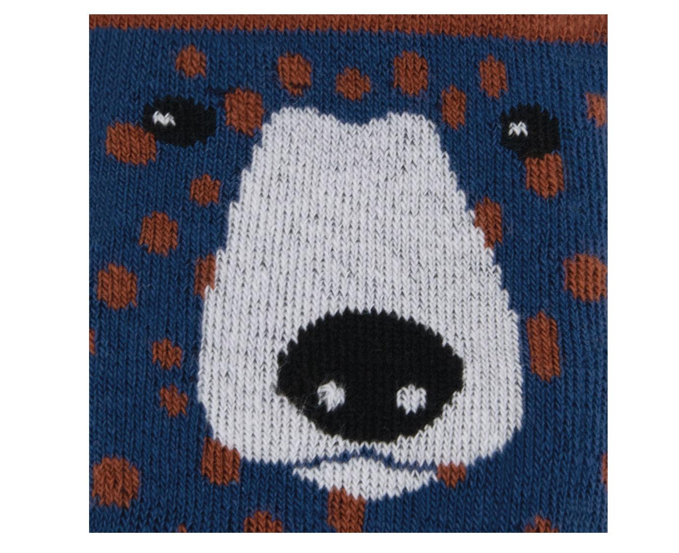Set Slipsokken 'Bear'