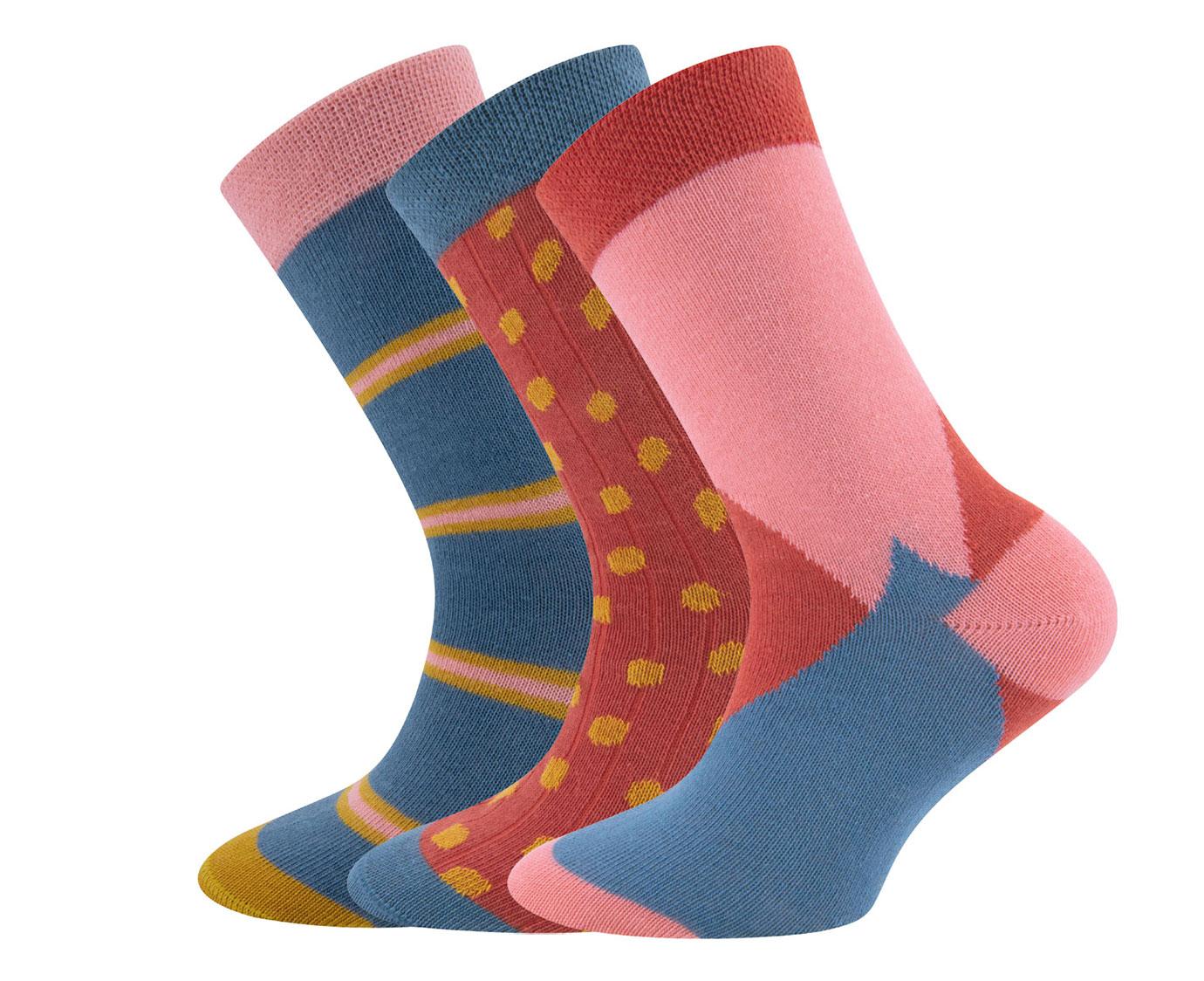 Set sokken 'Candy Color'