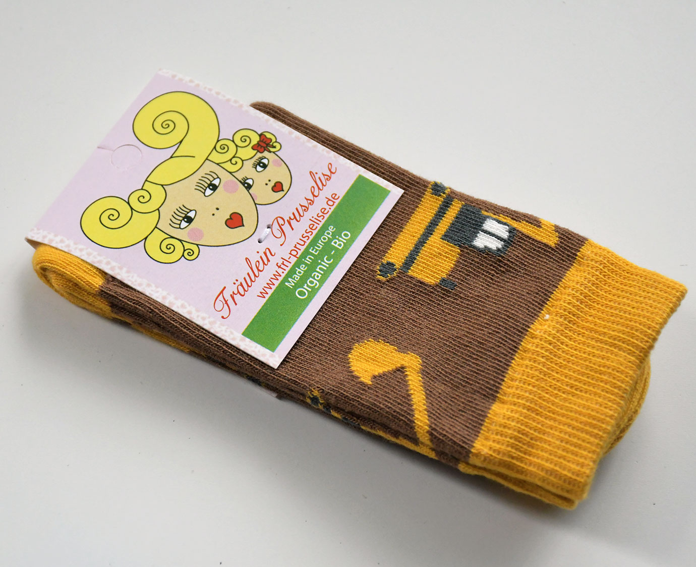 Sokken 'Graafmachine'