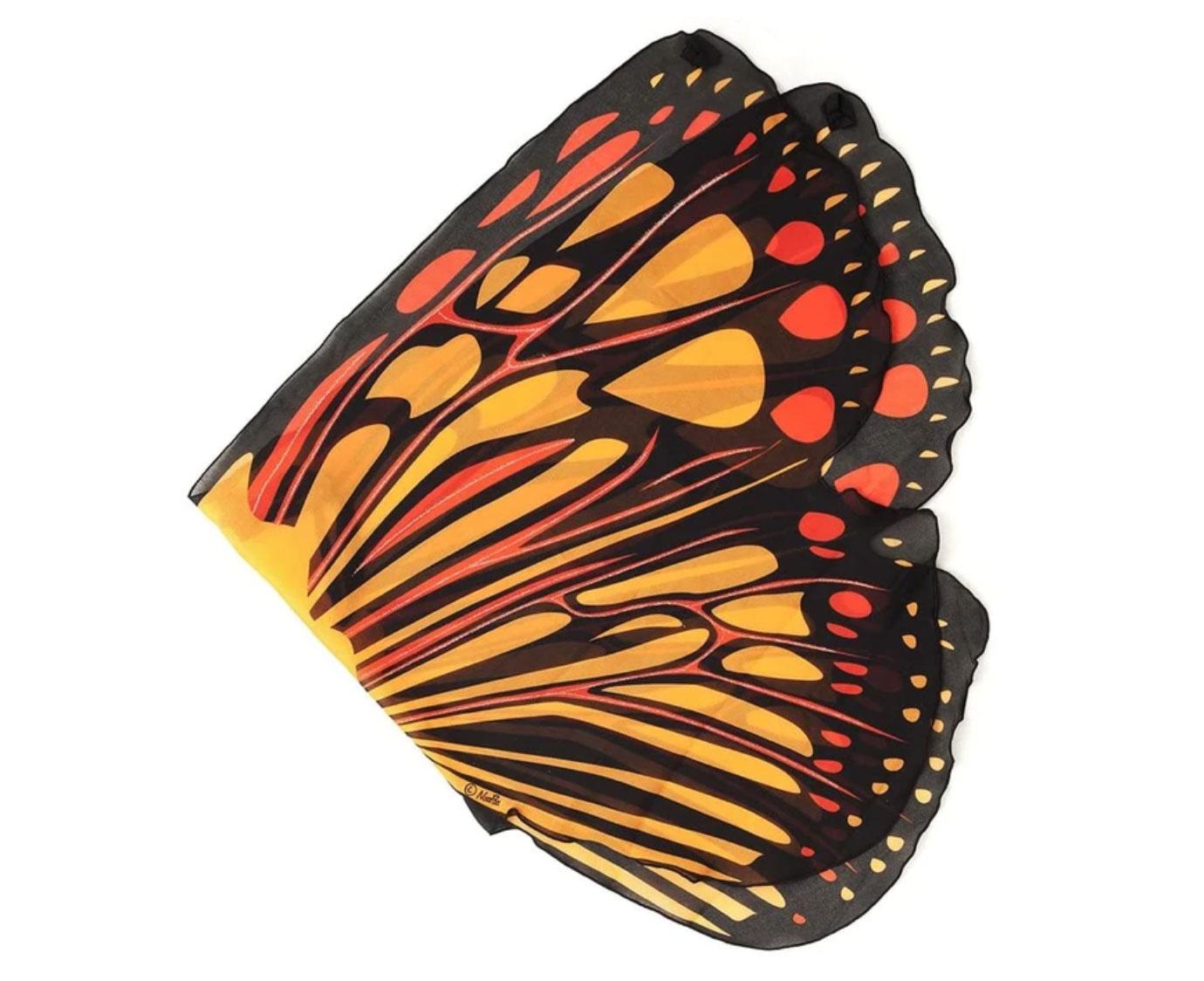 Vleugels 'Burst Orange'