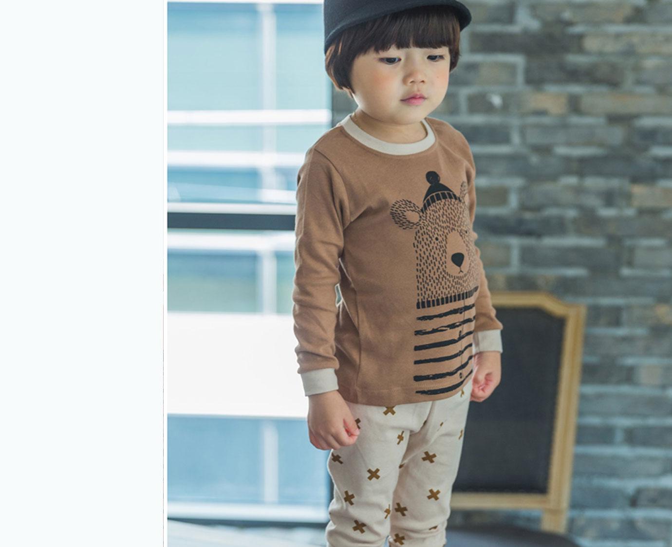 Pyjama 'Bear Brown'