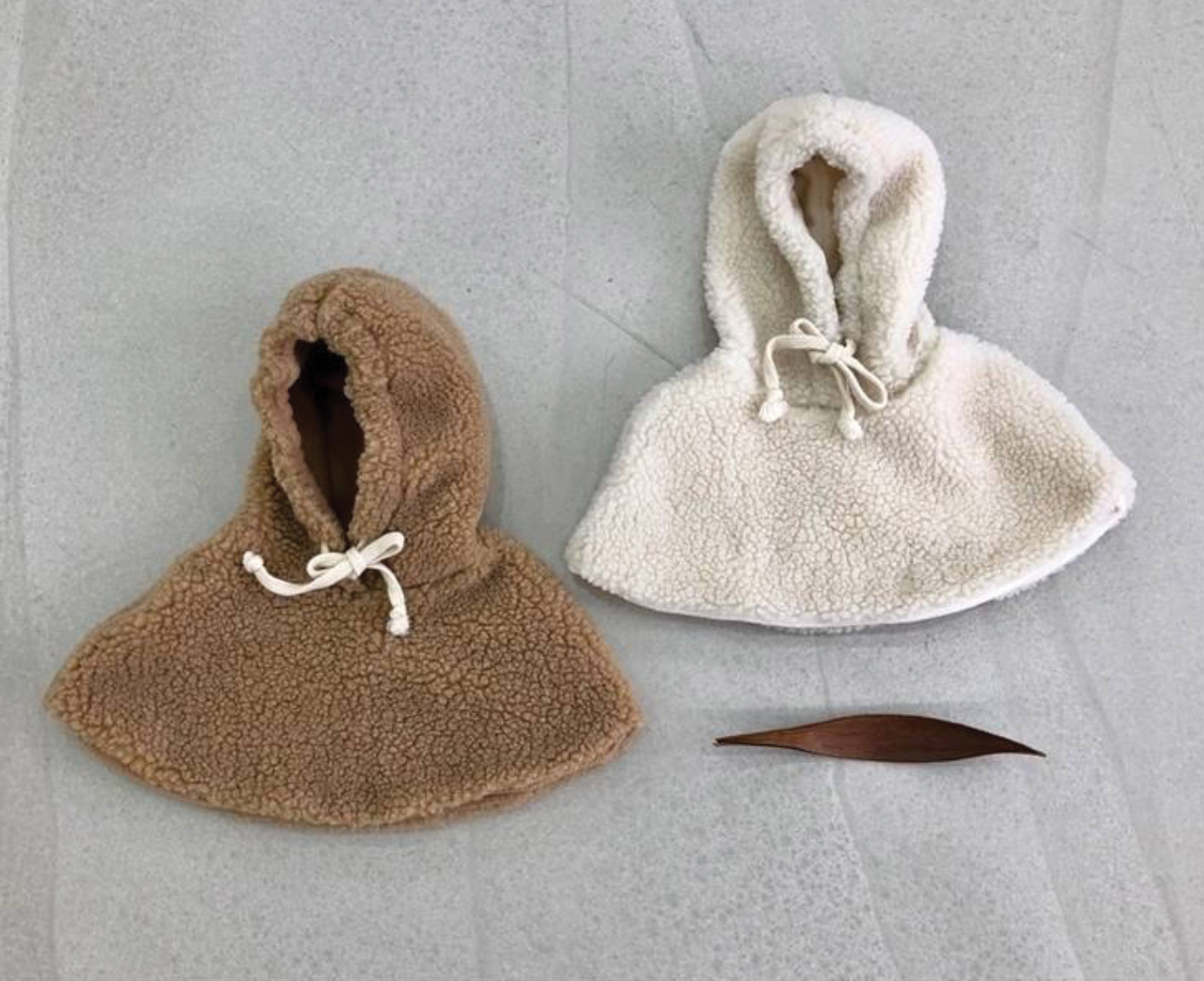 Hood cape 'Lovin' 9-18 maanden