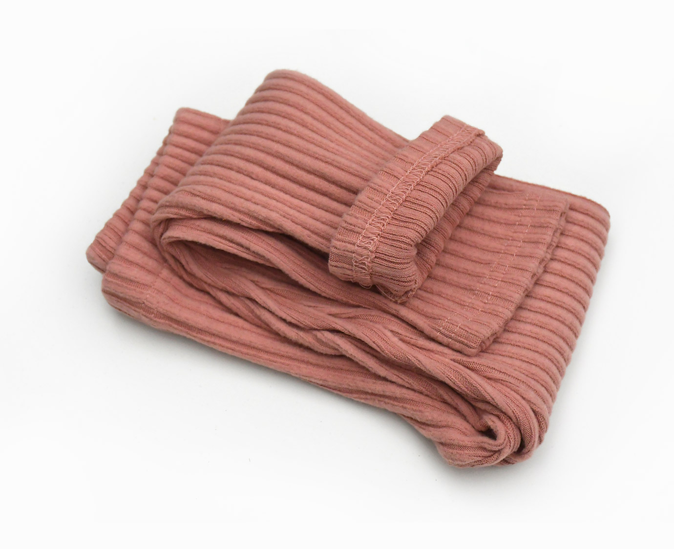 Legging 'Rib Pink' kleur