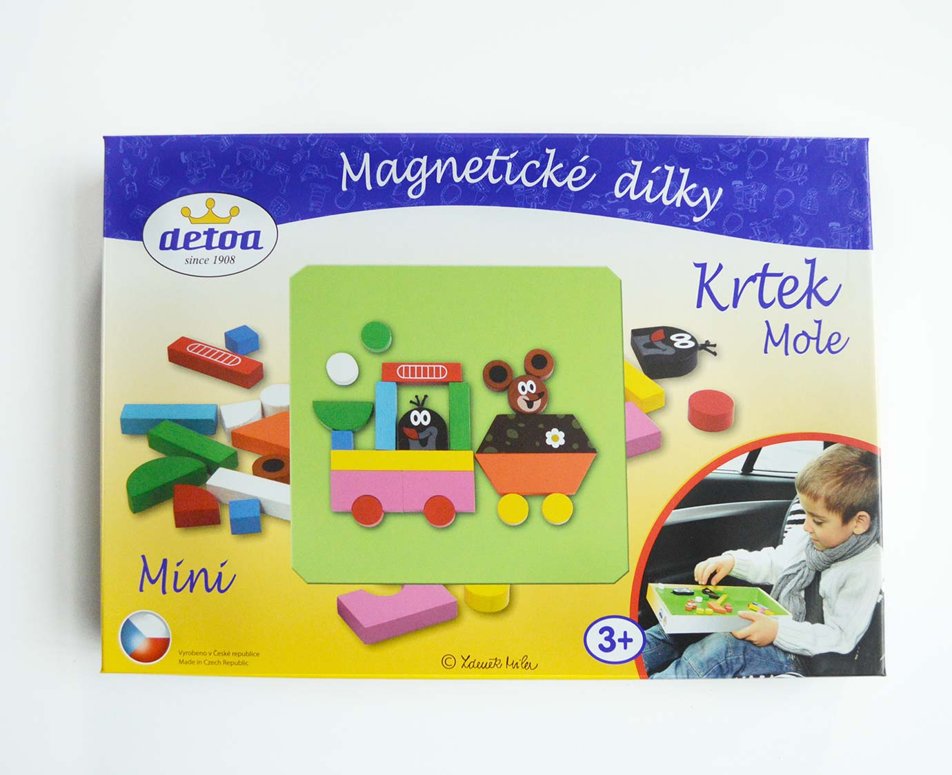 Mini Magneetbord  'Molletje'
