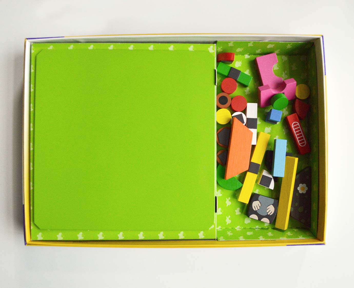 Mini Magneetbord  'Molletje'