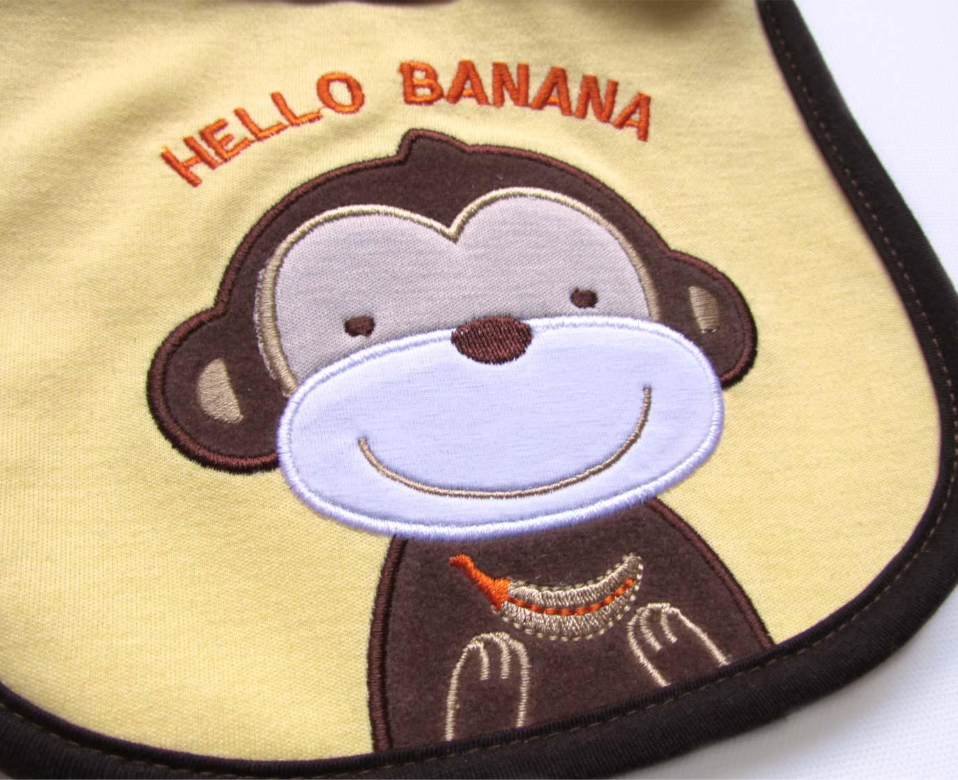 "Slabber ""Hello banana"""