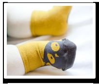 Kousen en sokken van Happy Prince