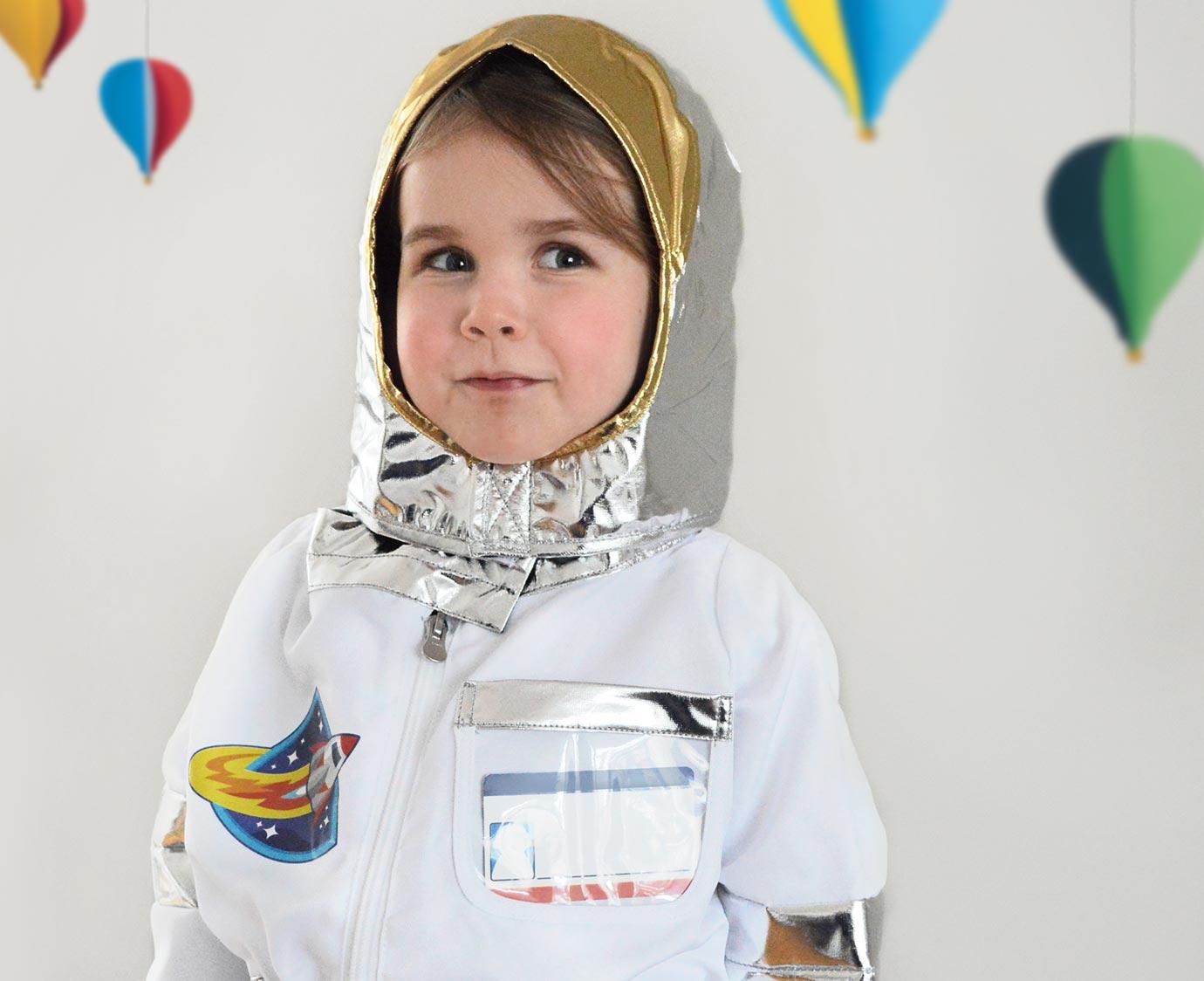 Kostuum 'Astronaut'
