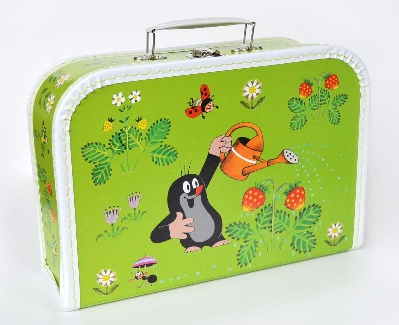 * Koffertje 'Molletje met gieter'