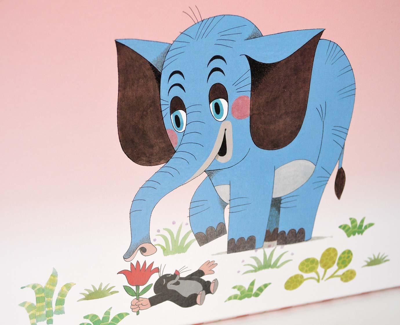 """Koffertje """"Molletje en olifant"""""""