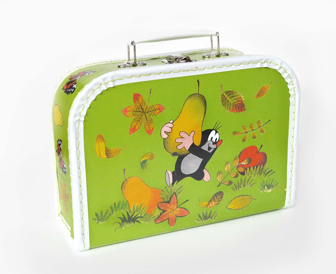 Koffertje 'Molletje met peer'