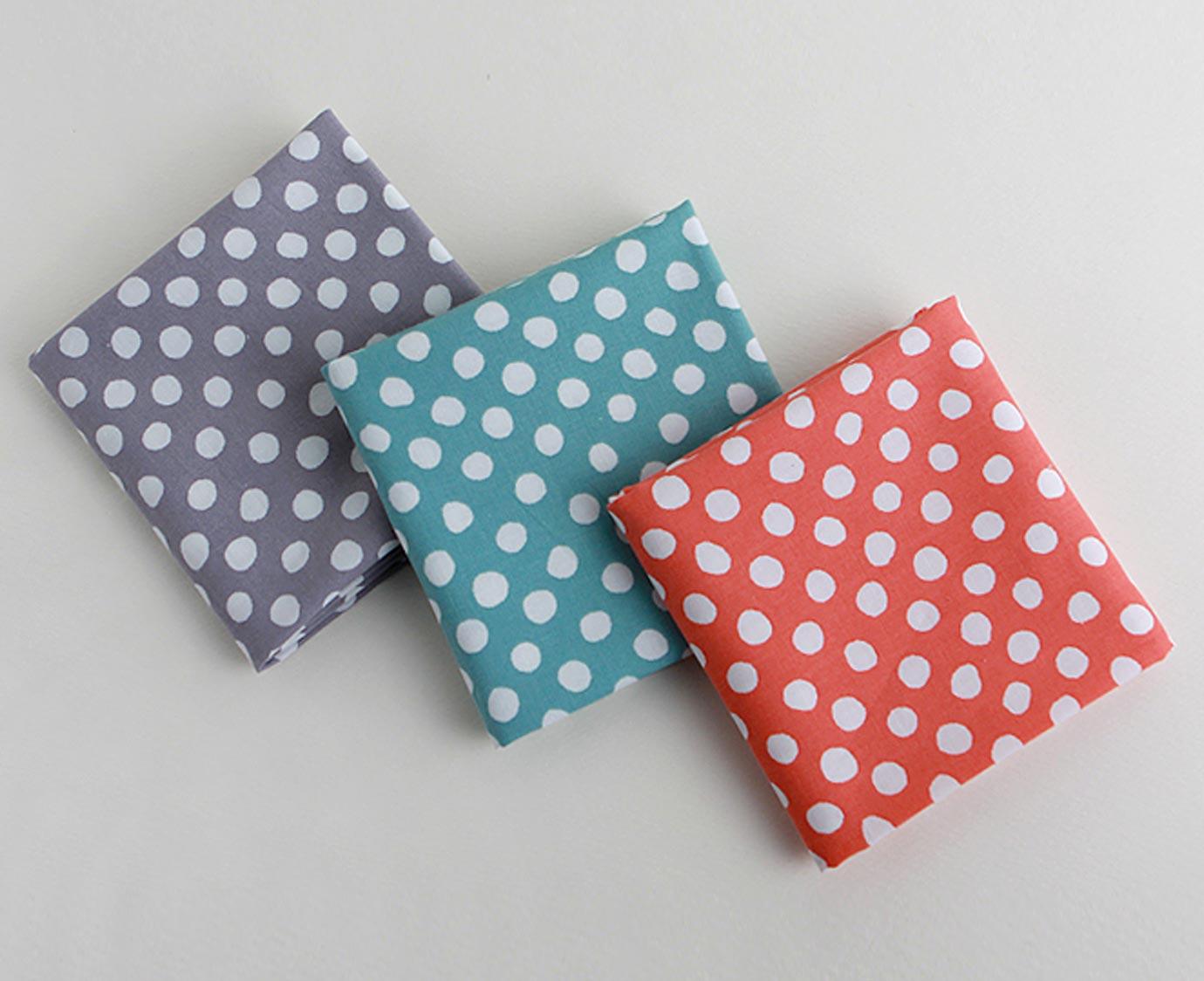 Petit scarf 'Bubbles' kleur