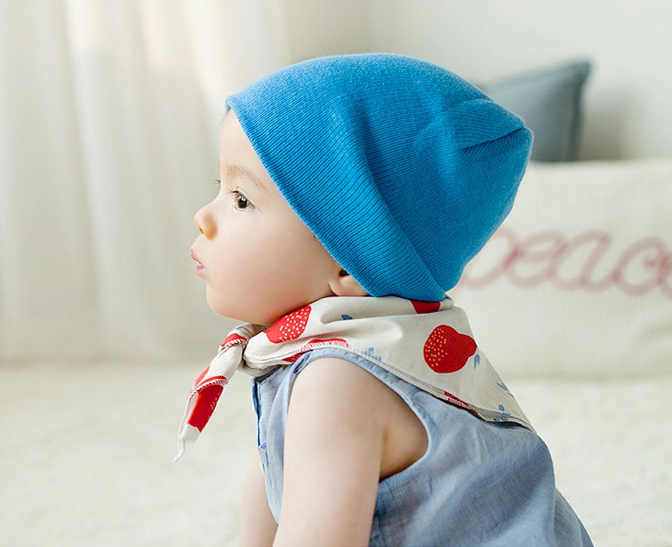 Petit scarf 'Pears'